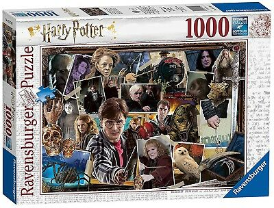 Harry Potter Voldemort 1 1000 Pcs Piece Jigsaw Puzzle Game Brand New Gift