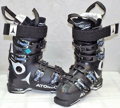 new arrivals e4d12 ebda8 WOMEN'S SKI BOOTS 23.5 or 6 to 6.5 Atomic Hawx Ultra 90 NEW ...
