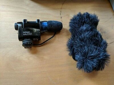 Hahnel Mk200 Uni-Directional Microphone for DSLR/Video