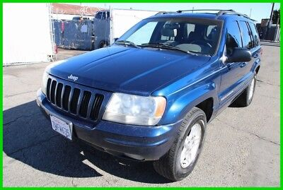 2000 Jeep Grand Cherokee Limited 2000 Jeep Grand Cherokee Limited 4WD Automatic NO RESERVE