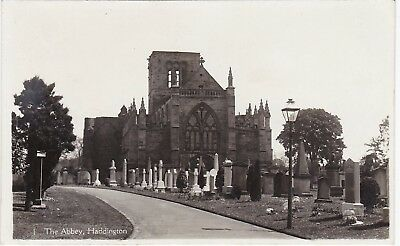 The Abbey, HADDINGTON, East Lothian RP