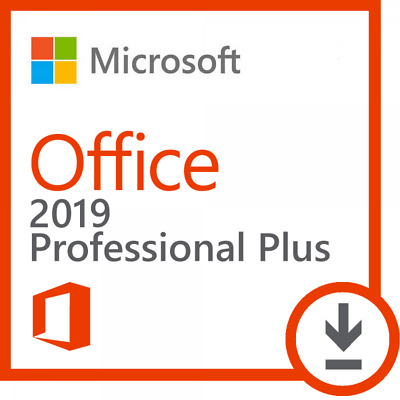 Office 2019 Professional Plus For 1 Pc ( Immediate Delivery )