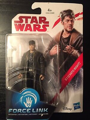 New Boxed Star Wars Force Link DJ (Canto Bight)