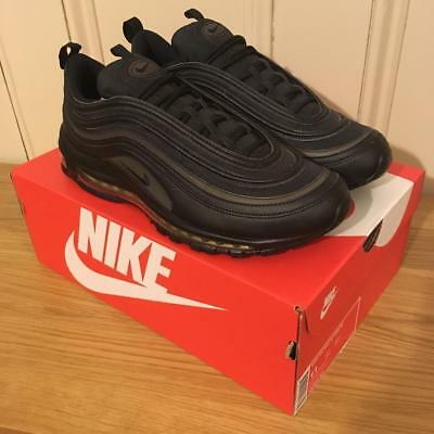 Nike Air Max 97 Ultra Total Black-Nero