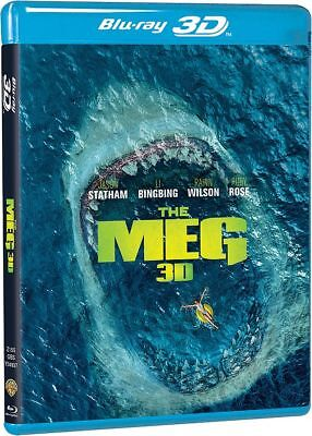 The Meg 3D - 2 Blu-Ray 3D/2D