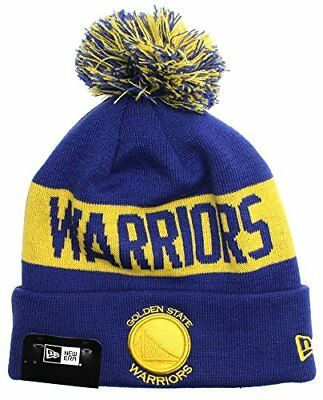 NEW ERA GOLDEN State Warriors Bobble Knit f07ab1eb6371