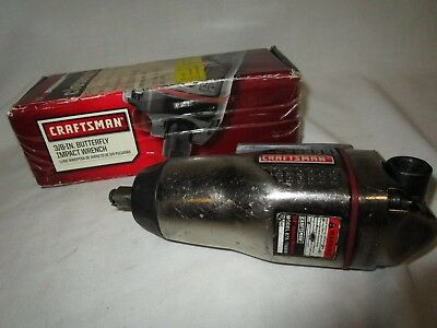 "Craftsman 3/8"" Butterfly Impact Wrench"