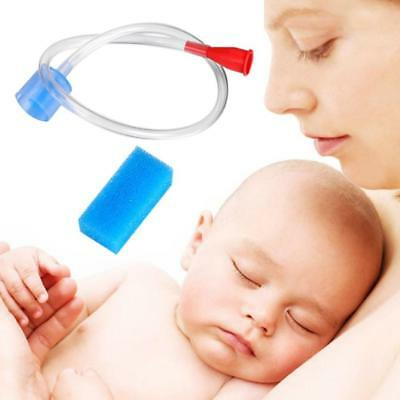 1x Baby Nasal Aspirator relieves blocked noses & Extra Filters Option
