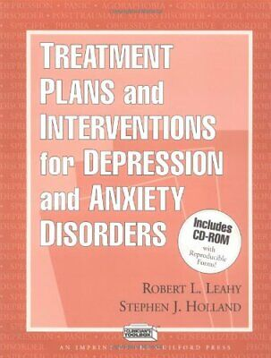 Treatment Plans and Interventions for Depress... by McGinn, Lata K. K. Paperback