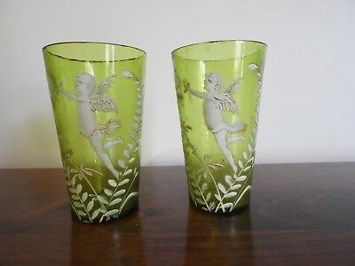 Mary Gregory Drinking Glasses / Tumblers