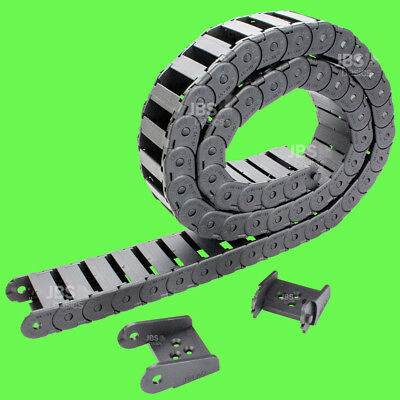 Energy Chain 15 x 30mm 15x30 R28 1m Cable Routing Carriers CNC Nema17 Canal