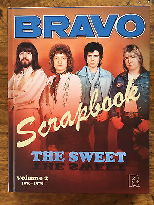 BRAVO Scrapbook - The Sweet (vol.2) - A4 hard cover - 216 pages colour