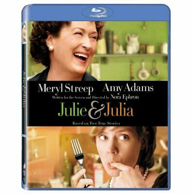 Julie and Julia [Blu-ray] [2010] [Region Free] -  CD VOVG The Fast Free Shipping