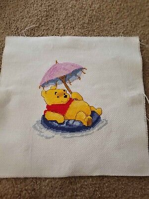 Completed cross stitch - Brand new