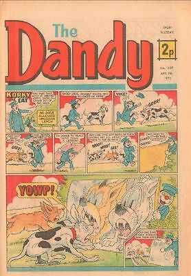 THE DANDY 200+ HUMOUR COMICS FROM THE 1970s ON DVD