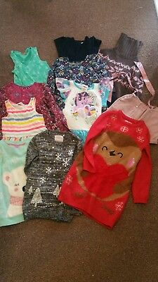 Bulk Girls clothes 5-7 years. Over 60 items