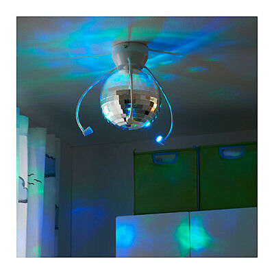 Dansa LED Discobal discobal verlichting decorative light for kids room NEW NIEUW