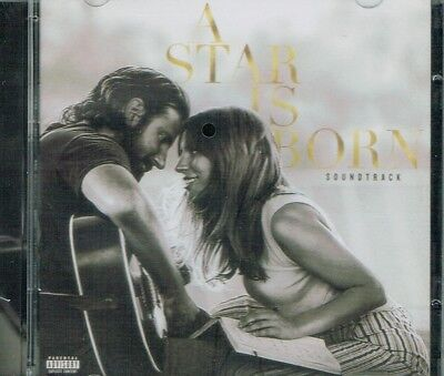 A Star Is Born Original Soundtrack Lady Gaga CD New Free Shipping USA Seller