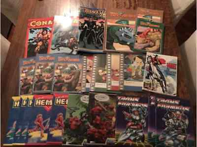 Quaderni Masters of the Universe, Dino raiders, Transformers, Bravestarr , Pinoc