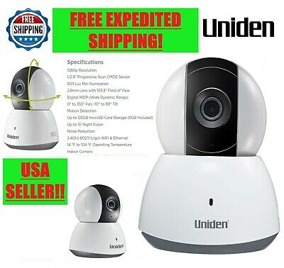 Wifi Wireless Outdoor Security Camera System Smart App Night Vision Indoor Video
