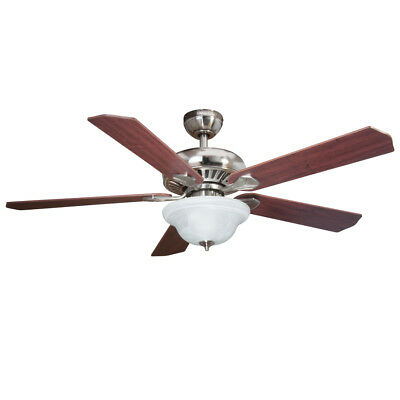 nickel ceiling fan with light harbour breeze harbor breeze crosswinds 52in brushed nickel ceiling fan light kit harbor breeze crosswinds 40821 52