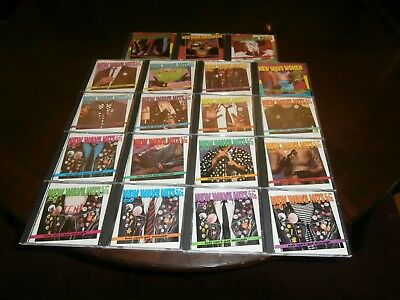 Just Can't Get Enough New Wave Hits Of The '80s Complete (19 CDs) Rhino Records