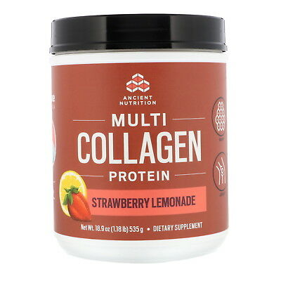 Dr. Axe Ancient Nutrition Multi Collagen Protein Powder 1.2 lbs (535 g)