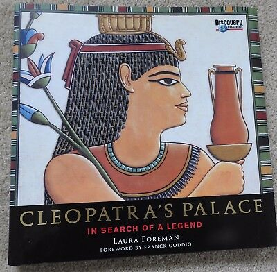CLEOPATRA'S PALACE Ancient Egypt egyptian queen ruler HB/DJ archaeology