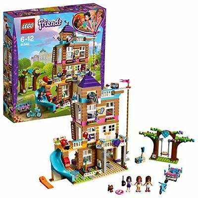 Lego Friends 41340 - la Casa Dell'Amicizia (H1I)