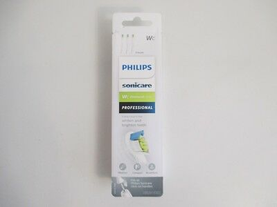 NEW 3 ~ PACK Philips Sonicare HX6073 Replacement Toothbrush Head Diamondclean