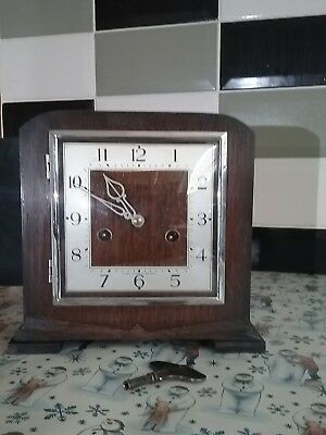 Smith's Enfield Mantle Clock (Not Westminster Chime)