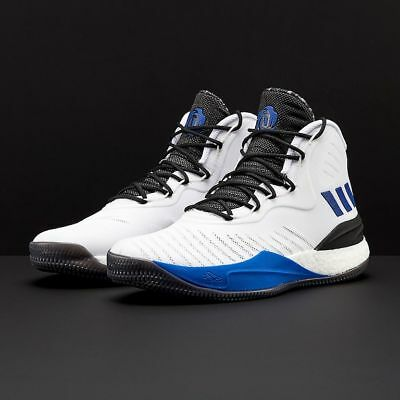 the latest 00e9f 29bb4 Adidas Mens D Rose 8 Basketball Shoes Trainers CQ0830
