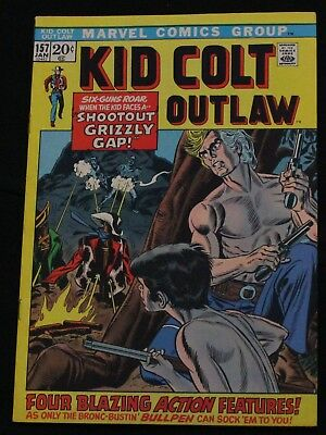 Kid Colt Outlaw #157 (1972) VF/NM ... I Combine Shipping!