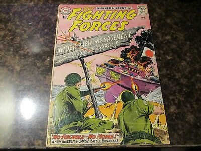 Our Fighting Forces #77  DC comics