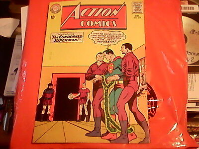 Action Comics #272 (1960)  DC Silver Age Collection