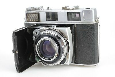 :Kodak Retina IIIC Big C 35mm Film Rangefinder Camera - For Parts / Repair