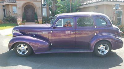 1939 Chevrolet Other LEATHER 1939 Chevy Master Deluxe Streetrod