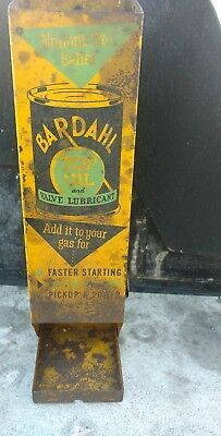 Bardahl valve lubricant dispenser for cans