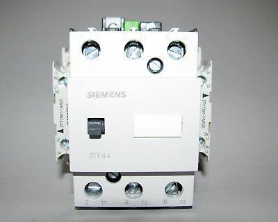 Siemens 3TF4422-0BB4 Auxiliary AC Contact Block (ANCA 3090.0056)