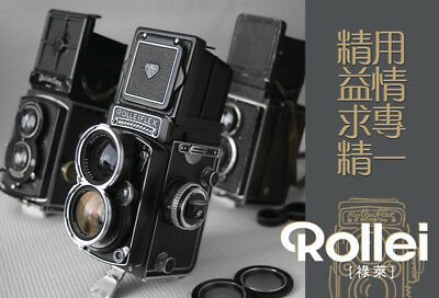 Collection BOOK / Classic Cameras & Lenses (Vol.1) / about Voigtlander & Rollei