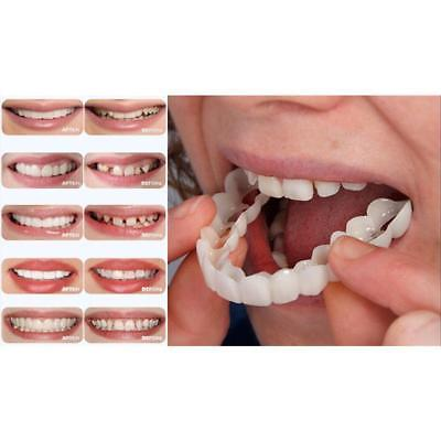 Cosmetic Dentistry Snap On Smile Instant Comfort Fit Flex Cosmetic Teeth ~B◇C∧