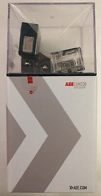 """AEE LYFE Silver S91B 4K Action Camera 1.8"""" Touchscreen Display"""