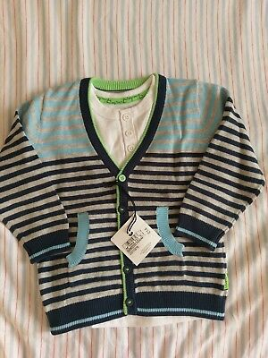 M&S Baby Boy jumper 9-12m BNWT