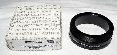 Baader hyperion zoom adapter M43/SP54 boxed (#2958086)