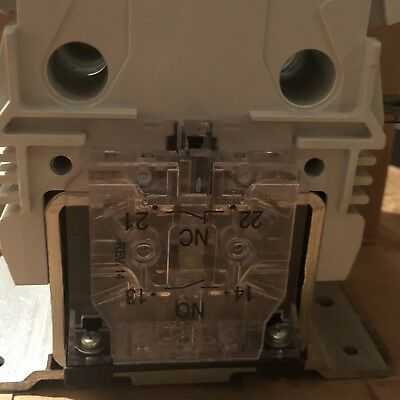 Microelectrica (Knorr-Bremse AG) Contactor 250A 2000V - 48VDC Coil