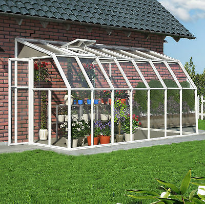 Rion Greenhouses Sun Room 2 6 Ft. W x 14 Ft. D Greenhouse