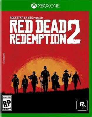 Red Dead Redemption 2 Xbox One (No-Cd ) ( All Languages ) Quality Service!