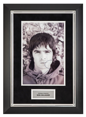 """Liam Gallagher Signed 10X8 Photo OASIS """"AS YOU WERE VINYL"""" AFTAL COA (FTOWOF)"""