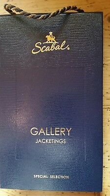 SCABAL Design SAMPLEBOOK StoffKatalog Stoffmusterbuch Bunch 2035 GALLERY JACKETS