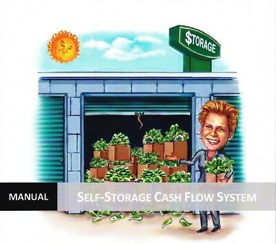 Monica Main - Self Storage Cash Flow System (Real Estate Investing Course)